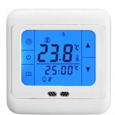 Termostat incalzire pardoseala GERMANIA touch screen termostat ambianta camera - Termostat ambient