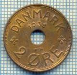 6398 MONEDA - DANEMARCA (DANMARK) - 2 ORE - ANUL 1938 -starea care se vede, Europa