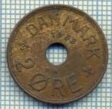 6390 MONEDA - DANEMARCA (DANMARK) - 2 ORE - ANUL 1938 -starea care se vede, Europa