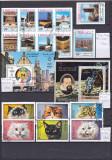 Serii complete, colite si mini block-uri tematice rare 14, Asia