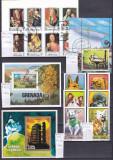 Serii complete, colite si mini block-uri tematice rare 20, Asia