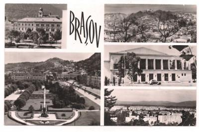 % carte postala-BRASOV foto