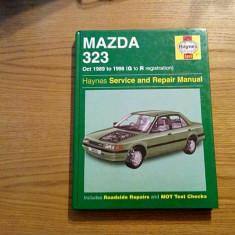 MAZDA 323 * Haynes Service and Repair Manual - oct 1989 to 1998 - 2003