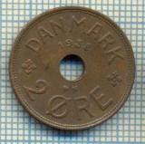 6399 MONEDA - DANEMARCA (DANMARK) - 2 ORE - ANUL 1938 -starea care se vede, Europa