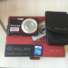 Casio Exilim EX-Z77 7.2MP - Aparat Foto compact Casio, Compact, 3x, 2.5 inch