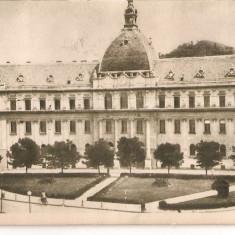 CPI (B5354) CARTE POSTALA - BRASOV, ORASUL STALIN, CIRCULATA 1965, RPR - Carte Postala Transilvania dupa 1918, Fotografie
