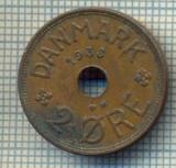 6386 MONEDA - DANEMARCA (DANMARK) - 2 ORE - ANUL 1938 -starea care se vede, Europa