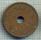 6400 MONEDA - DANEMARCA (DANMARK) - 2 ORE - ANUL 1938 -starea care se vede, Europa