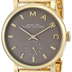 Marc by March Jacobs Baker Gold | 100% original, import SUA, 10 zile lucratoare af22508 - Ceas dama Marc Jacobs, Analog