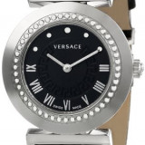 Versace Women's P5Q99D009 S009 Vanity Stainless | 100% original, import SUA, 10 zile lucratoare af22508 - Ceas dama Versace, Analog
