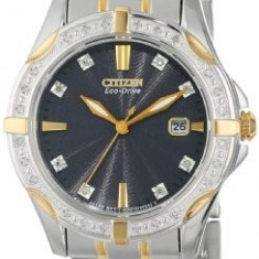 Citizen Women's EW1924-52H Diamonds Analog Display | 100% original, import SUA, 10 zile lucratoare af22508 - Ceas dama