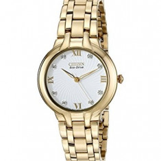 Citizen Women's EM0132-59A Bella Stainless Steel | 100% original, import SUA, 10 zile lucratoare af22508 - Ceas dama Citizen, Analog