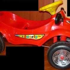 Masina cu pedale Altele, 2-4 ani, Unisex, Rosu