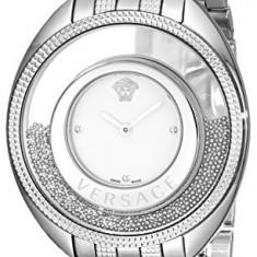Versace Women's 86Q99D002 S099 Destiny Spirit | 100% original, import SUA, 10 zile lucratoare af12408 - Ceas dama Versace, Elegant, Quartz, Analog