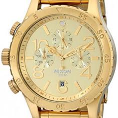 Nixon Men's A486502 48-20 Chrono Watch | 100% original, import SUA, 10 zile lucratoare af22508 - Ceas barbatesc Nixon, Quartz