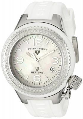 Swiss Legend Women's 11844D-WWSA Neptune White | 100% original, import SUA, 10 zile lucratoare af22508 foto