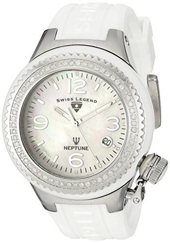 Swiss Legend Women's 11844D-WWSA Neptune White | 100% original, import SUA, 10 zile lucratoare af22508 foto mare