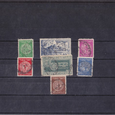 TS - TIMBRE ISRAEL - CM1 - Timbre straine, Germania, An: 2000, Stampilat