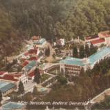 ROMANIA CARTE POSTALA BAILE HERCULANE VEDERE GENERALA, LOT 1 CP - Carte Postala Banat dupa 1918, Necirculata, Printata