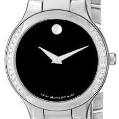 Movado Women's 0606385 Serio Stainless-Steel and | 100% original, import SUA, 10 zile lucratoare af12408 - Ceas dama Movado, Casual, Quartz, Analog