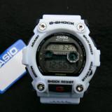 CEAS CASIO G-SHOCK DW-7900 PEARL WHITE-MECANISM JAPONEZ-POZE 100% REALE-REDUS !