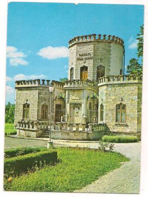 % carte postala-PRAHOVA-Campina-Muzeul memorial B.P.Hasdeu foto