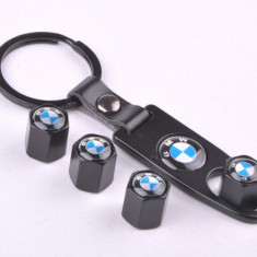 Set breloc + capacele ventil BMW - Breloc Auto