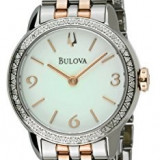 Bulova Women's 98R182 Analog Display Analog | 100% original, import SUA, 10 zile lucratoare af22508