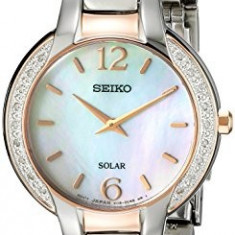 Seiko Women's SUP256 Analog Display Analog | 100% original, import SUA, 10 zile lucratoare af22508 - Ceas dama Seiko, Elegant, Quartz