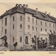 ROMANIA CARTE POSTALA BAILE GOVORA SANATORIUL MILITAR LOT1 CP - Carte Postala Oltenia dupa 1918, Necirculata, Fotografie