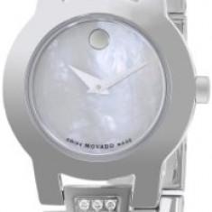 Movado Women's 0606617 Amorosa Stainless Steel | 100% original, import SUA, 10 zile lucratoare af22508 - Ceas dama Movado, Elegant, Quartz, Analog