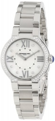 Raymond Weil Women's 5927-STS-00995 Noemia Stainless | 100% original, import SUA, 10 zile lucratoare af22508 foto