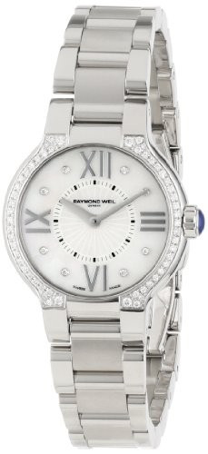 Raymond Weil Women's 5927-STS-00995 Noemia Stainless | 100% original, import SUA, 10 zile lucratoare af22508 foto mare