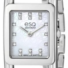 ESQ Movado Women's 07101406 esq Angle | 100% original, import SUA, 10 zile lucratoare af22508 - Ceas dama Movado, Elegant, Quartz, Analog