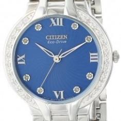 Citizen Women's EM0120-58L Bella Analog Display | 100% original, import SUA, 10 zile lucratoare af22508 - Ceas dama Citizen, Casual