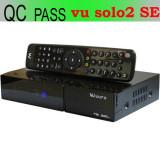 *VU+ SOLO2 Meelo SE DUAL CORE 1,3Ghz TwinTuner S2 Enigma2 Linux 12Luni Garantie!