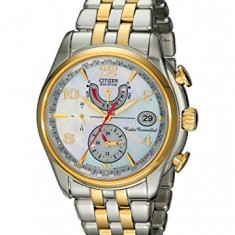 Citizen Women's FC0004-58D World Time A-T | 100% original, import SUA, 10 zile lucratoare af22508 - Ceas dama Citizen, Elegant, Mecanic-Automatic, Analog