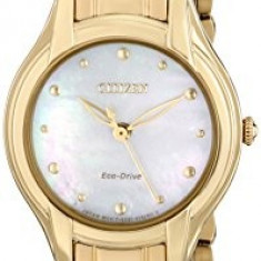 Citizen Women's EM0282-56D Silhouette Analog Display | 100% original, import SUA, 10 zile lucratoare af22508 - Ceas dama Citizen, Elegant, Quartz