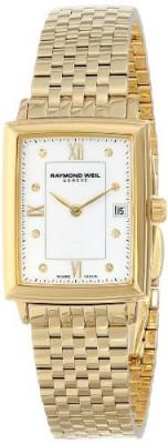 Raymond Weil Women's 5956-P-00995 Tradition Gold | 100% original, import SUA, 10 zile lucratoare af22508 foto