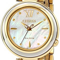 Citizen Women's EM0334-54D Citizen L Sunrise | 100% original, import SUA, 10 zile lucratoare af22508 - Ceas dama Citizen, Elegant, Quartz, Analog