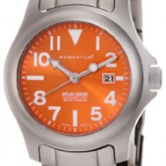 Momentum Women's 1M-SP01O0 Atlas Orange Dial | 100% original, import SUA, 10 zile lucratoare af12408 - Ceas dama, Casual, Quartz, Analog