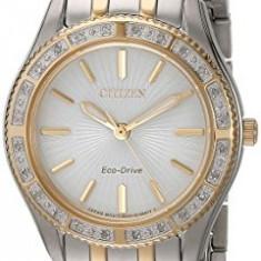 Citizen Women's EM0244-55A Dress Analog Display | 100% original, import SUA, 10 zile lucratoare af22508 - Ceas dama Citizen, Casual