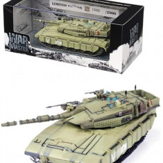 Macheta tanc Merkava III - Syria - 1989 WAR MASTER scara 1:72