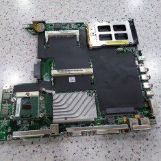 Placa de baza laptop ASUS A3000 A3500G intel, perfect functionala, Contine procesor