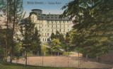 BAILE GOVORA  PALACE HOTEL, Necirculata, Printata