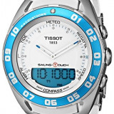 Tissot Women's TIST0564201701600 Sailing-Touch Digital Analog | 100% original, import SUA, 10 zile lucratoare af22508 - Ceas dama Tissot, Analog & digital