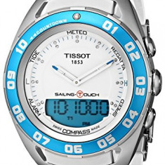 Tissot Women's TIST0564201701600 Sailing-Touch Digital Analog | 100% original, import SUA, 10 zile lucratoare af22508, Sport, Quartz, Analog & digital