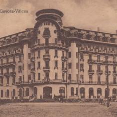 BAILE GOVORA VALCEA PALACE HOTEL - Carte Postala Oltenia dupa 1918, Necirculata, Printata