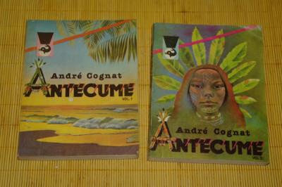Antecume - 2 vol. - Andre Cognat - Editura Meridiane - 1981 foto