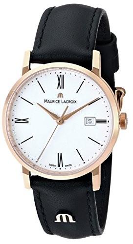 Maurice Lacroix Women's EL1084-PVP01-110 Eliros Watch | 100% original, import SUA, 10 zile lucratoare af22508 foto mare